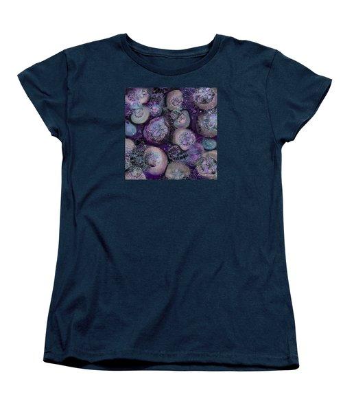Sea Glow Women's T-Shirt (Standard Cut) by Carol Jacobs
