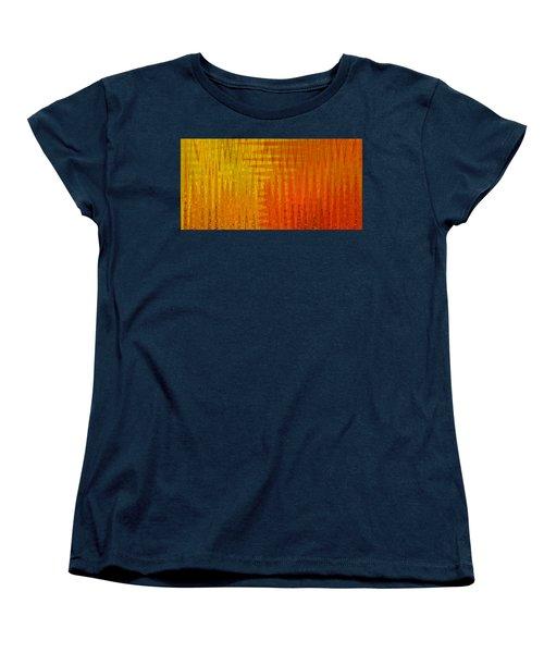 Sea Song Sun Rise Women's T-Shirt (Standard Cut)