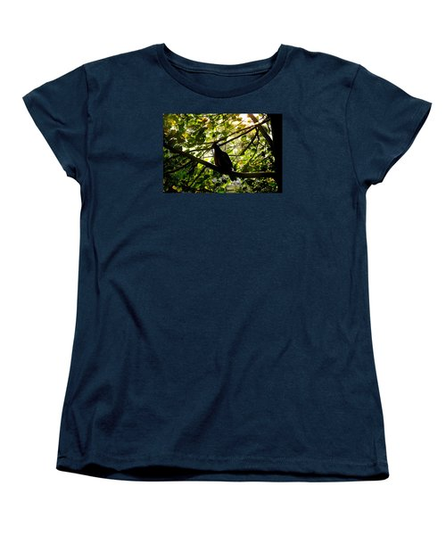 Women's T-Shirt (Standard Cut) featuring the photograph Seasons Will Change by Bernd Hau