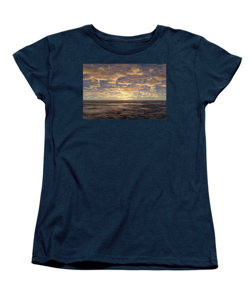 Women's T-Shirt (Standard Cut) featuring the photograph Seaview by Mark Greenberg