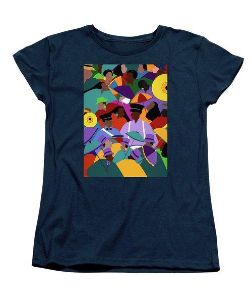 Second Line New Orleans Women's T-Shirt (Standard Fit)