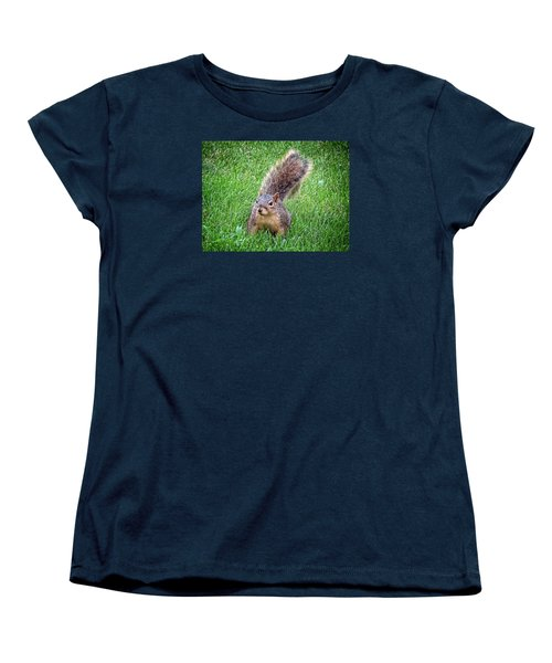 Secret Squirrel Women's T-Shirt (Standard Cut) by Kyle West