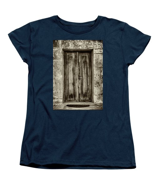 Women's T-Shirt (Standard Cut) featuring the photograph Seeking Sanctuary - 2 by Stephen Stookey