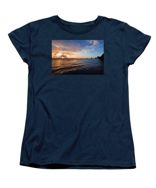 Women's T-Shirt (Standard Cut) featuring the photograph Semblance 3769 by Ricardo J Ruiz de Porras