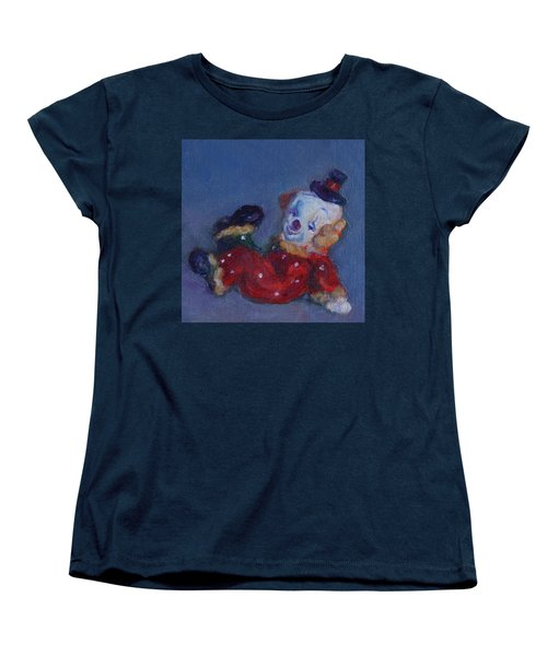 Send In The Clowns Women's T-Shirt (Standard Cut) by Quin Sweetman