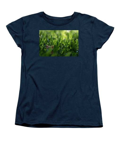 Women's T-Shirt (Standard Cut) featuring the photograph Serendipity by Laura Fasulo