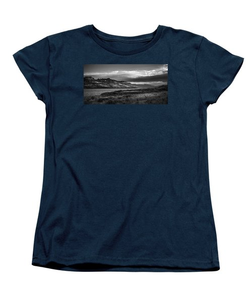 Serenity Women's T-Shirt (Standard Cut) by Jason Moynihan