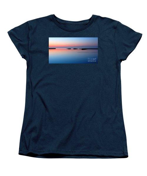 Serenity Women's T-Shirt (Standard Cut) by Joe  Ng