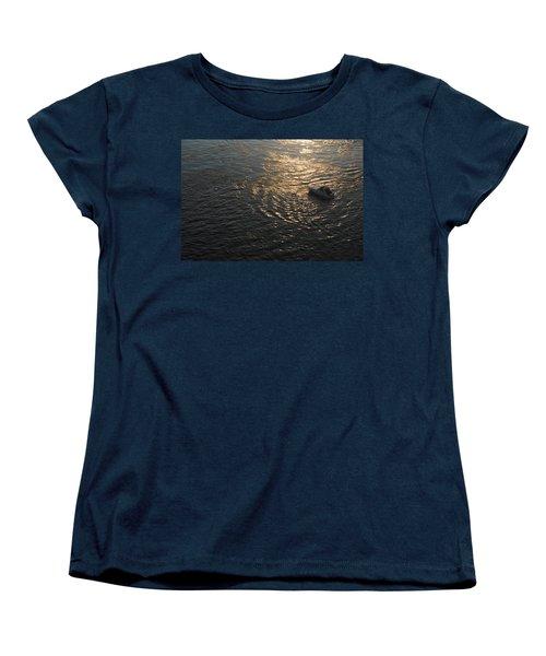 Serenity Women's T-Shirt (Standard Cut) by John Rossman