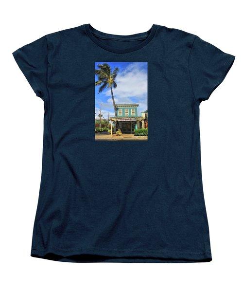 Women's T-Shirt (Standard Cut) featuring the photograph Shave Ice by DJ Florek