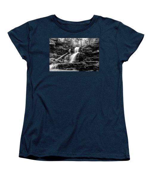 Shawnee Falls - 8892 Women's T-Shirt (Standard Cut) by G L Sarti
