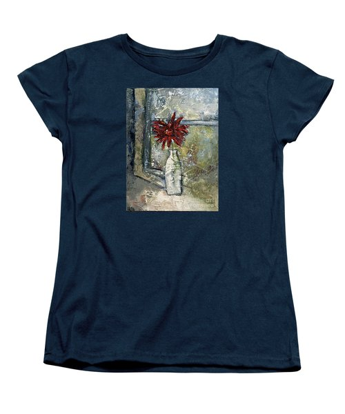 She Soaked In The Sun Women's T-Shirt (Standard Cut) by Kirsten Reed