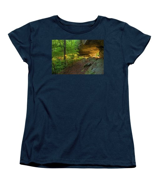 Shining Through.... Women's T-Shirt (Standard Cut) by Ulrich Burkhalter
