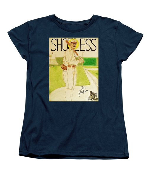 Shoeless Joe Jackson Women's T-Shirt (Standard Cut)