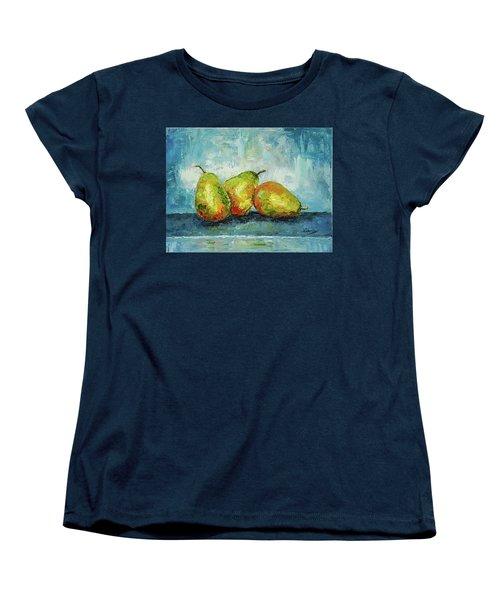 Siblings Women's T-Shirt (Standard Cut) by Janet Garcia