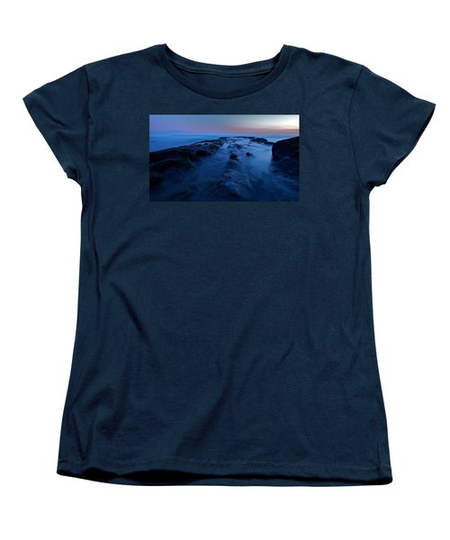 Women's T-Shirt (Standard Cut) featuring the photograph Silence by Evgeny Vasenev