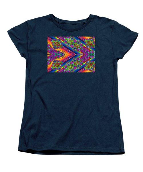 Women's T-Shirt (Standard Cut) featuring the digital art Silence by Robert Orinski