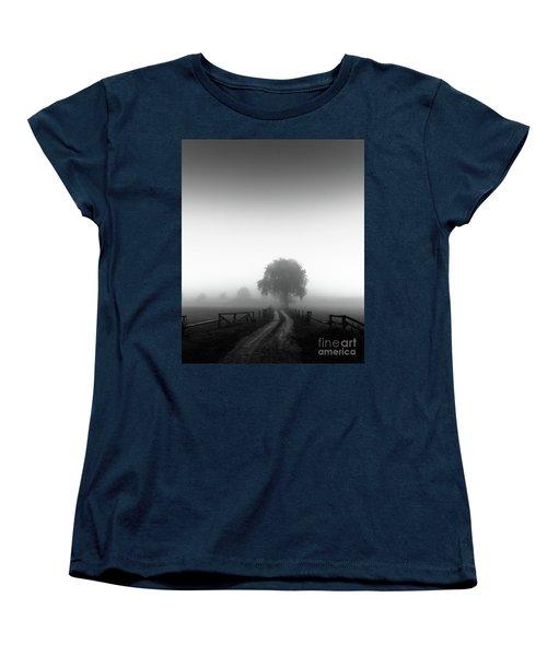Silent Morning  Women's T-Shirt (Standard Cut)