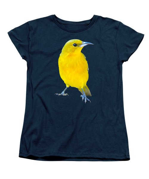Silver And Gold Women's T-Shirt (Standard Cut) by Shane Bechler