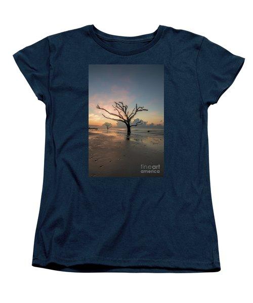 Silvia's Tree Women's T-Shirt (Standard Cut) by Robert Loe