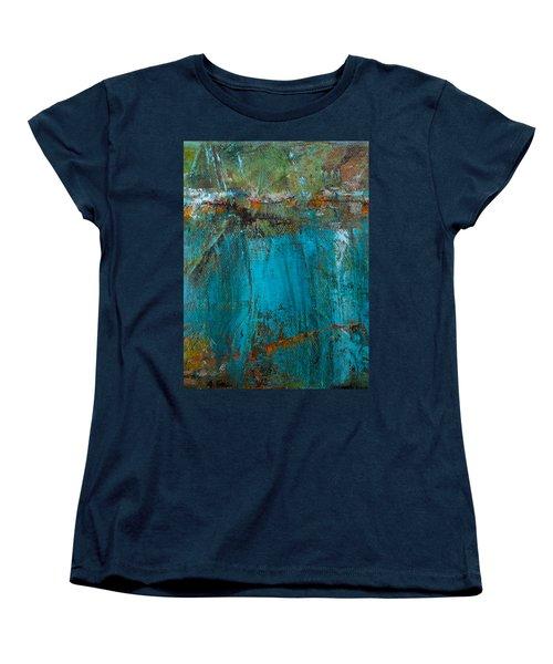 Singin' With Blues Women's T-Shirt (Standard Cut)