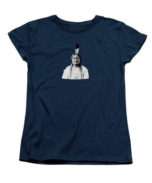 Sioux Chief Sitting Bull Women's T-Shirt (Standard Cut)