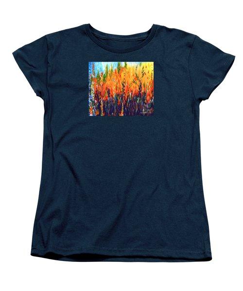 Sizzlescape Women's T-Shirt (Standard Cut)