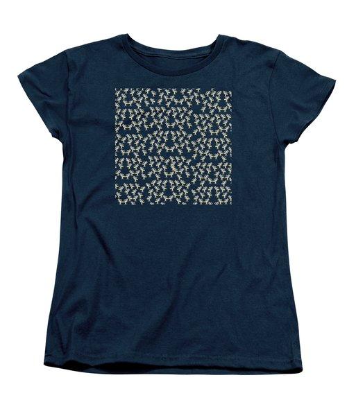 Skaters Pattern Women's T-Shirt (Standard Fit)