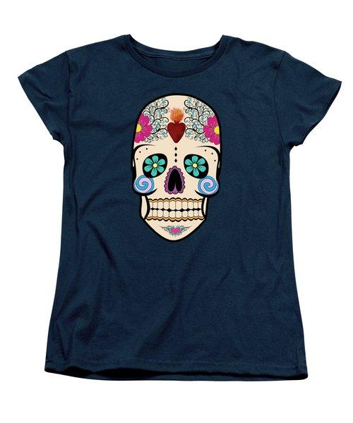 Skeleton Keyz Women's T-Shirt (Standard Cut) by LozMac