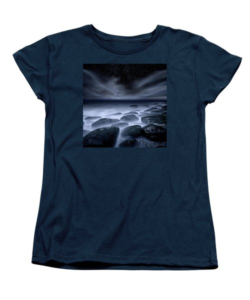 Sky Spirits Women's T-Shirt (Standard Cut) by Jorge Maia