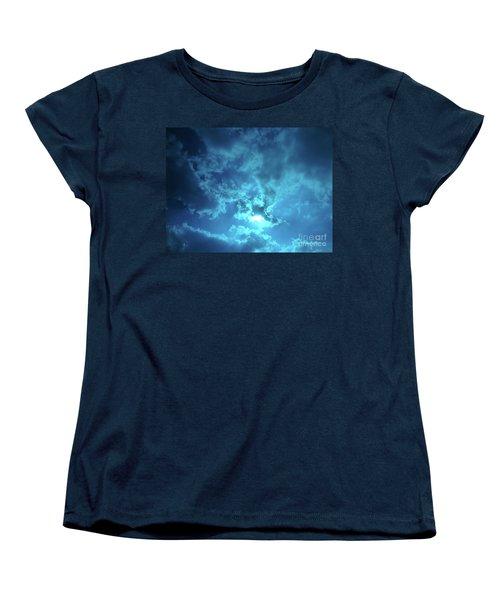 Skybreak Women's T-Shirt (Standard Cut) by Gem S Visionary