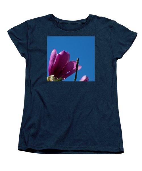 Skyward Women's T-Shirt (Standard Cut) by Betty Northcutt