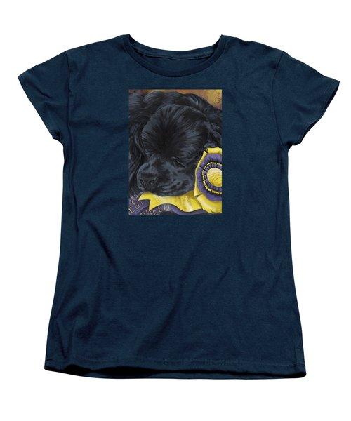 Sleepy Time Spader Women's T-Shirt (Standard Cut)