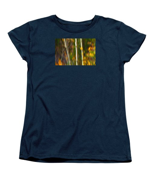 Slipping Through  Women's T-Shirt (Standard Cut)
