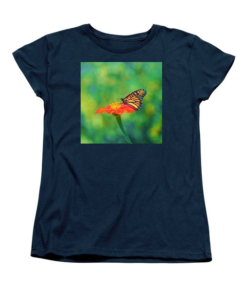 Women's T-Shirt (Standard Cut) featuring the photograph Small Wonders by Byron Varvarigos