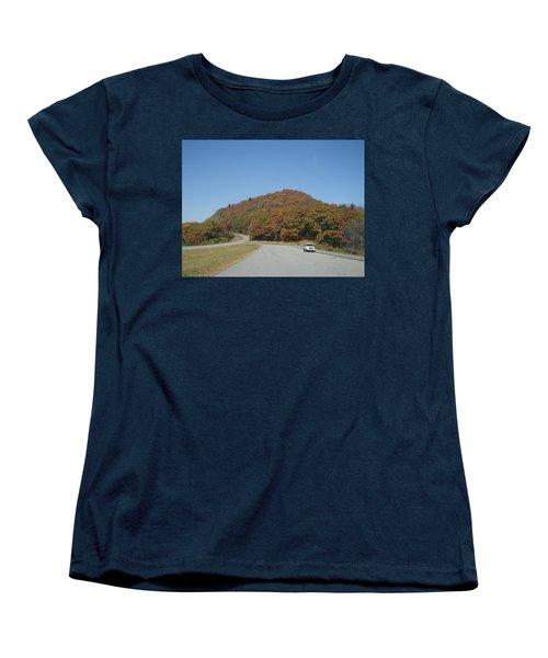 Smokies 10 Women's T-Shirt (Standard Cut) by Val Oconnor