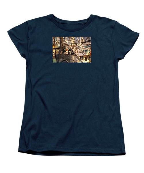 Smokin' Women's T-Shirt (Standard Cut) by Cameron Wood