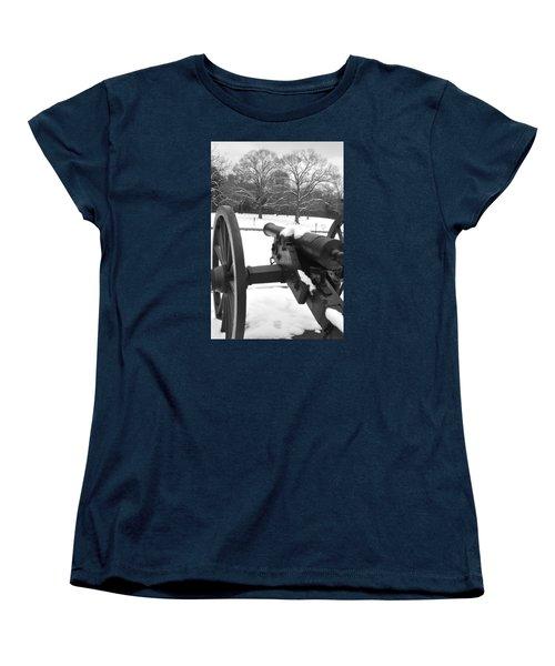 Snow Canon Women's T-Shirt (Standard Cut)