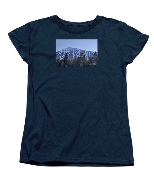 Snow On The Loaf Women's T-Shirt (Standard Cut) by Alana Ranney