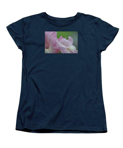 So Glad Women's T-Shirt (Standard Cut) by Teresa Tilley