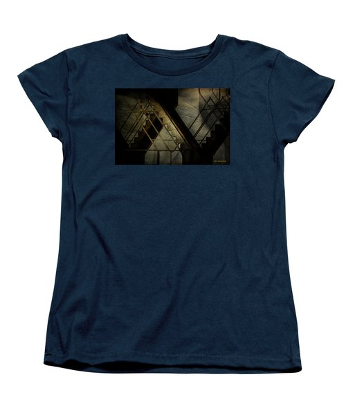Women's T-Shirt (Standard Cut) featuring the photograph So Long Will This Poem Live On, Making You Immortal by Danica Radman