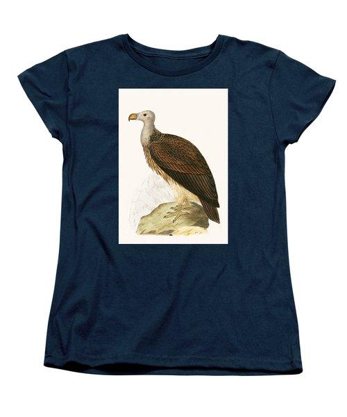 Sociable Vulture Women's T-Shirt (Standard Cut) by English School