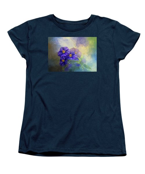 Solanum Women's T-Shirt (Standard Cut) by Eva Lechner