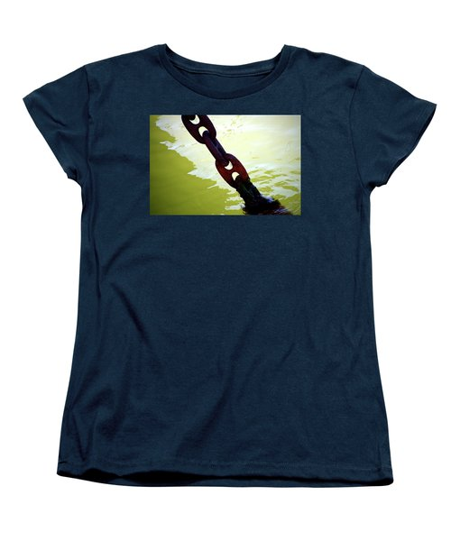 Solid 2 Women's T-Shirt (Standard Cut) by Newel Hunter