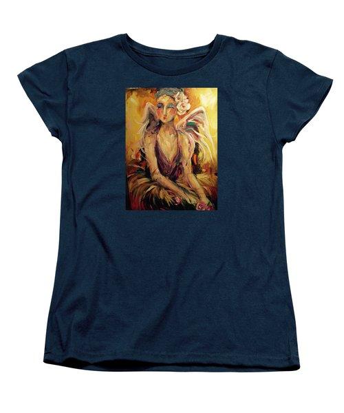 Solo Women's T-Shirt (Standard Cut) by Heather Roddy
