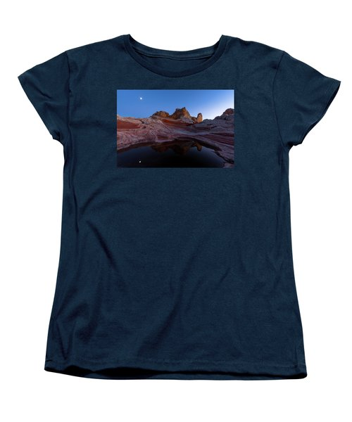 Women's T-Shirt (Standard Cut) featuring the photograph Song Of The Desert by Dustin LeFevre