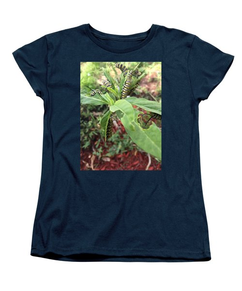 Soon To Change Women's T-Shirt (Standard Cut) by Audrey Robillard