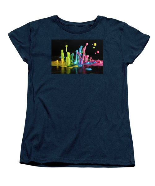 Sound Sculpture Women's T-Shirt (Standard Cut) by William Lee