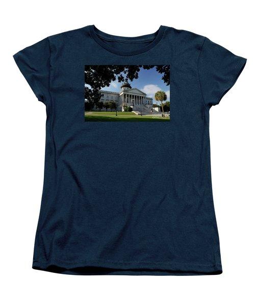 South Carolina State House 2 Women's T-Shirt (Standard Cut) by Michael Eingle