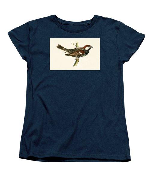 Spanish Sparrow Women's T-Shirt (Standard Cut)